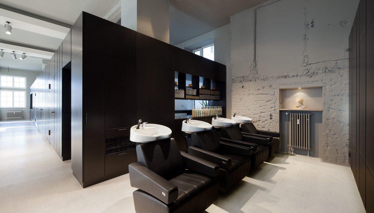 barbers Friseure im Melanchthonhaus, Pforzheim - Architekten Aescht und Berthold, Berlin, Pforzheim